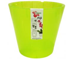 Горшок Фиджи Орхид D23мм 5л зеленый