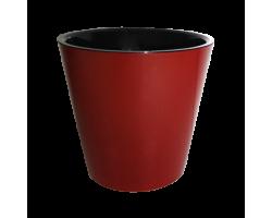 Горшок Фиджи D23см 5,0л рубин
