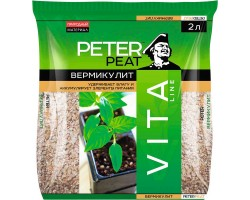 Вермикулит PETER PEAT линия VITA 2,0л