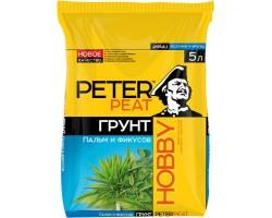 Пальмы и фикусы ПИТЕР ПИТ линия HOBBY 2,5л