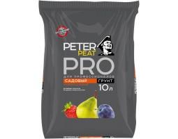 Садовый универсальный грунт PETER PEAT линия PRO 10,0л