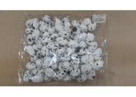 Яйца декоративные (20гр) белый арт.16500