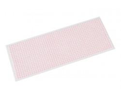Наклейки на листе жемчуг 4мм (1000шт) пералмутр светло-розовый арт.59017