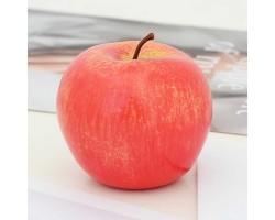 Яблоко декоративное (пластик) D8см