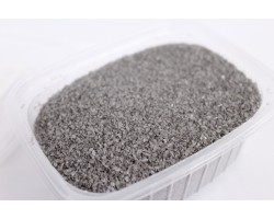 Песок цветной 0,5-1,0мм серый 301527035014