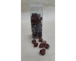 Искусственный лёд 22-27мм 200гр шоколад