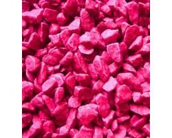 Гравий декоративный радуга 500гр розовый арт.2886
