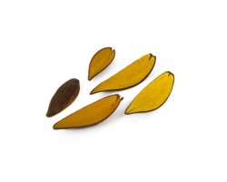 Каноина (5шт.в упак.) желтый арт.0060