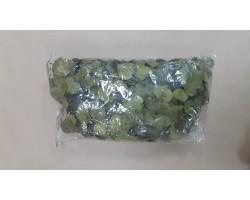 Листья каракао сердечки зеленое яблоко 50гр арт.0048