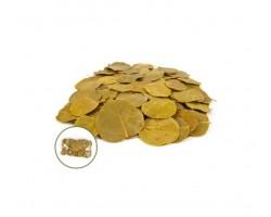 Лист монетка желтый 50гр арт.1202