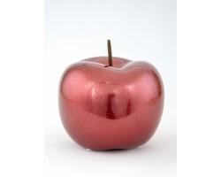Сувенир Яблоко (керамика) 12*12см красный арт.31657