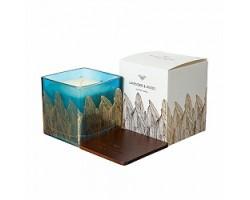 Свеча ароматическая в стакане Arabic (воск) 8,5*8,5см арт.AXW1803