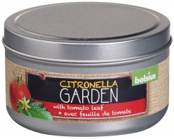 Свеча в металлической банке 4,9*8,7см Citronella Tomato Leaf