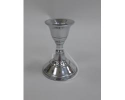 Подсвечник (металл) 5,5*H8см серебро арт.A04315200