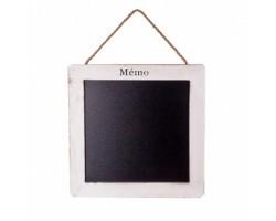 Доска декоративная в раме Memo 33.5*33.5см
