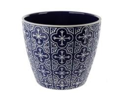 Кашпо (керамика) D21*H22см
