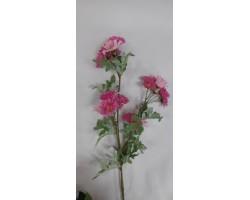 Ромашка кустовая 65см розовая арт.033-33