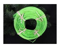 Лоза ротанг 1,75мм 100гр светло-зеленый