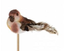 Птичка Tommy на вставке (пластик) 6,5*50см бордовый 5500010942232