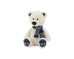 Медвежонок Снежок 30см арт.S6002/30