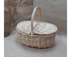 Корзина для пикника плетеная (ива) 39*29*Н16/34см 5500011748770
