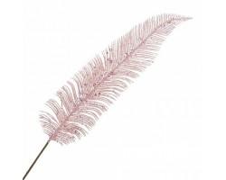 Ветка искусственная (пластик) 80см розовый арт.EYK6-039 #A4
