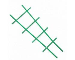 Решетка для вьюнов (пластик) H56см зеленый