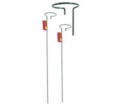 Поддержка LISTOK для растений (металл) 100см арт.LWPS1-100