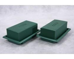 Оазис настольный Деко мини 13*9см зеленый шт.
