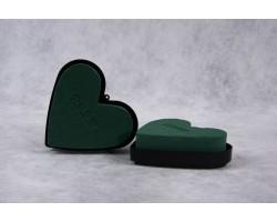 Сердце Oasis с фиксатором 12*14*3,5см (упак.2шт) 3086