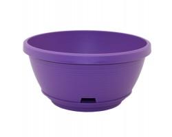 Горшок Марсель D23*H11,5 2,7л фиолетовый