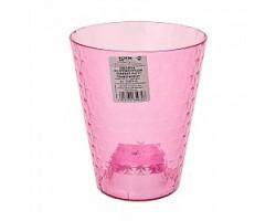 Кашпо Diamond D12,7*H15см 1,12л розовый