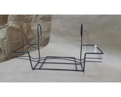 Подставка для балконных горшков (металл) 50*16см
