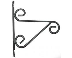 Крюк Listok для подвесных кашпо 15,5*17см (металл) LBR11359
