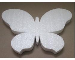 Заготовка из пенопласта Бабочка 24см