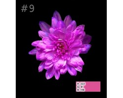 Краска для окрашивания срезанных цветов 275мл 09 ярко-розовая