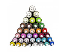 Краска-спрей Floralife Aqua 400мл 30-20620 bright green/светло-зеленый