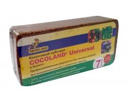 Кокосовый субстракт в брикете 7л COCOLAND Universal