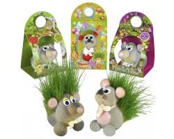 Травянчик Крыса и мышонок