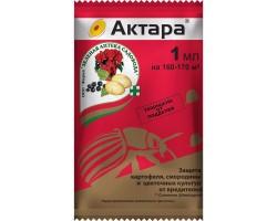Актара амп.1мл Зеленая аптека садовода