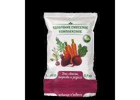 Для свеклы, моркови и редиса 0,9кг Нов-Агро