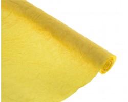 Бумага жатая с золотом 70-75см*5м желтый