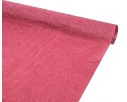 Бумага жатая влагостойкая однотонная 70-75см*5м бордовый