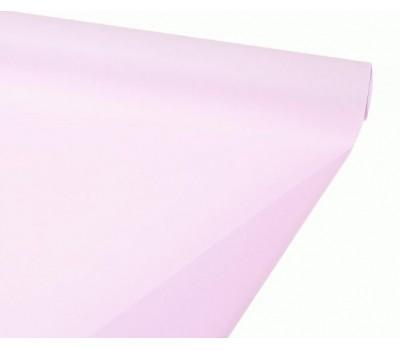 Бумага крафт Duo 50см*10м 60гр/м2, двухсторонняя розовый+пудровый
