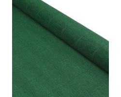 Бумага гофрированная простая 180гр 561 хвойно-зеленая
