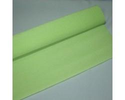 Бумага гофрированная простая 180гр 566 светло-салатовая
