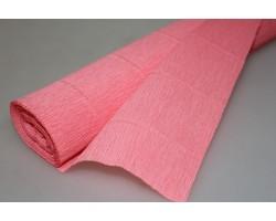 Бумага гофрированная простая 180гр 601 персиковая
