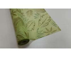 Упак.материал Листья 50см*20м фетр светло-зеленый