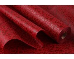 Упак.материал фетр 3D Паутинка 50см*10м винный