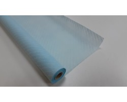 Фетр 05-02-40 полосы на голубом 50см*10м